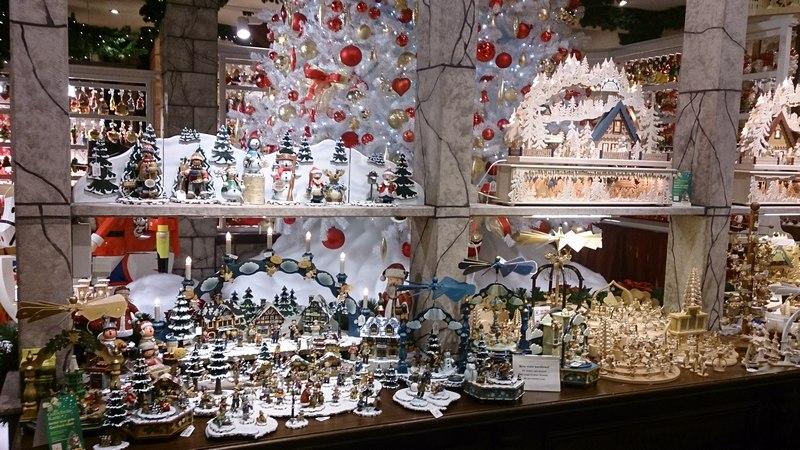 Christmas alışverişi