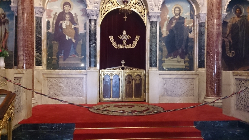 Saint Alexandar Nevski