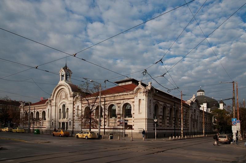 Sofia Central Market Hall