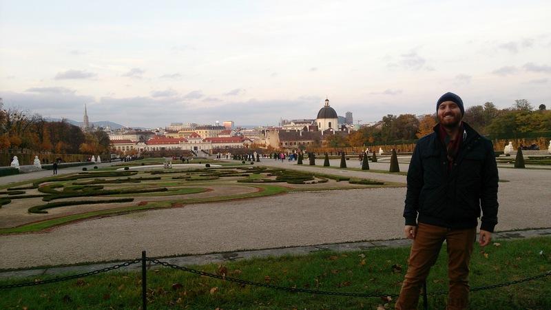 Aşağı Belvedere sarayı