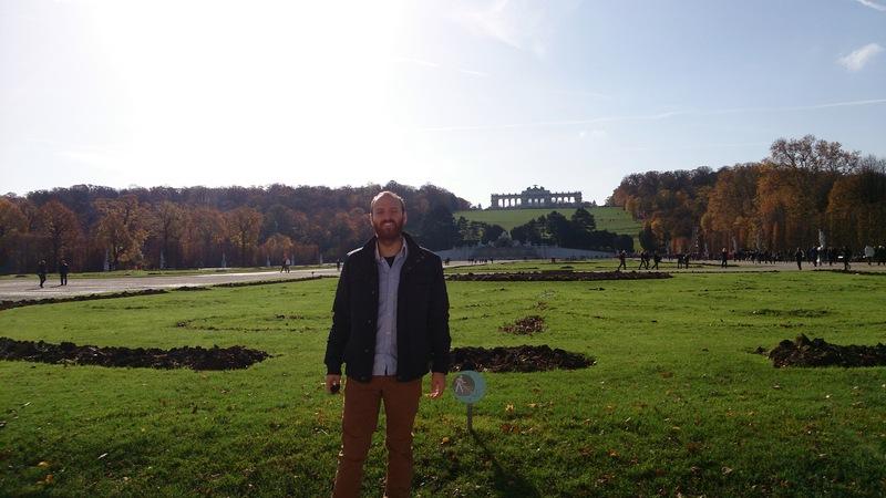 Schönnbrunn sarayı