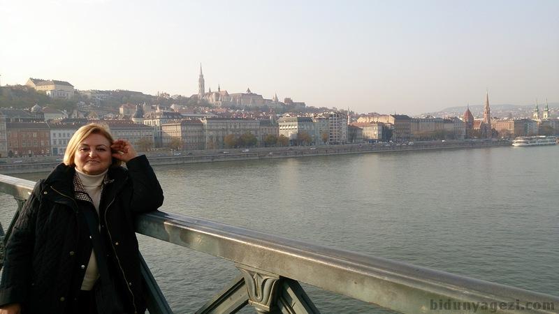 Széchenyi Zincir Köprüsü