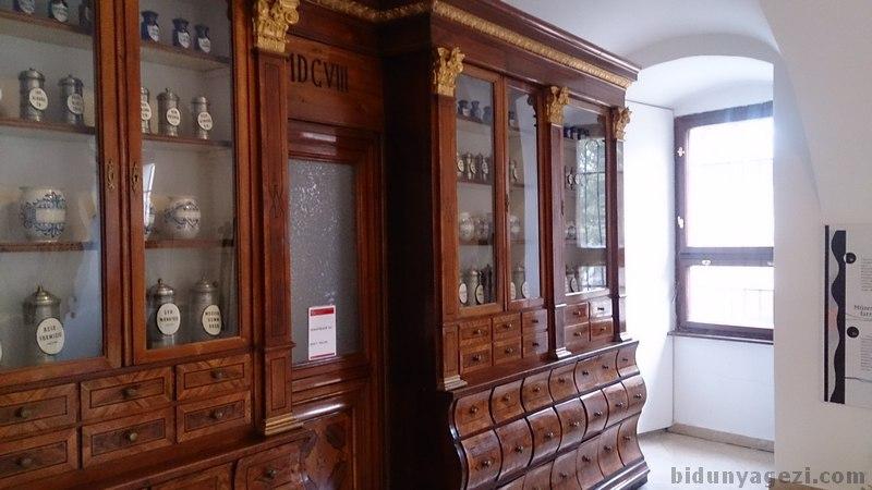 İlaç müzesi