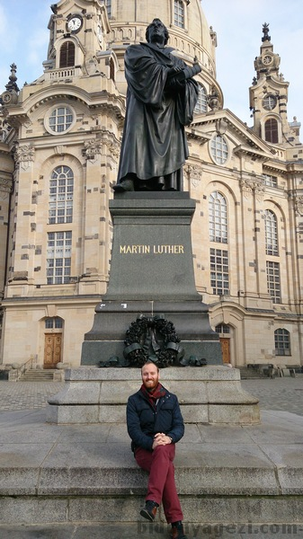 Martin Luther anıtı