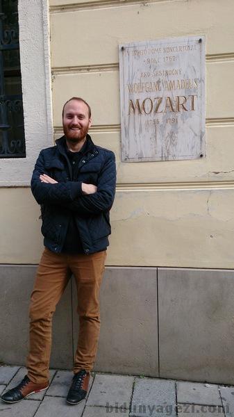 Mozartın Evi