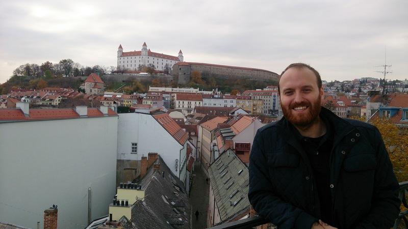 Old Town Hall Bratislava kalesi