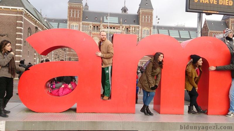 I amsterdam anıtı